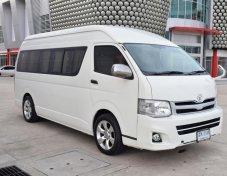 Toyota Hiace 2.7 COMMUTER (ปี 2012) VVTi Van AT
