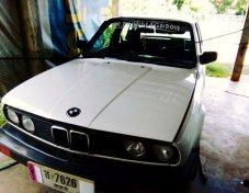 1986 BMW Classic-Car สภาพดี