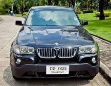 2009 BMW X3 รับประกันใช้ดี