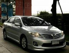 Toyota Altis 1.6 E สภาพสวยงาม สะอาด เครื่องดีมาก