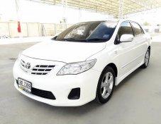 Toyota Altis เบนซิน ปี 2012