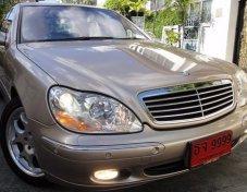 MERCEDES-BENZ S280 2002 สภาพดี
