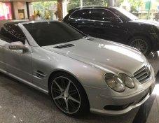 MERCEDES-BENZ SL500 2004 รถเปิดประทุน ราคาถูก