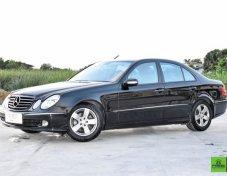 ขายรถ MERCEDES-BENZ E240 Avantgarde สวยงาม