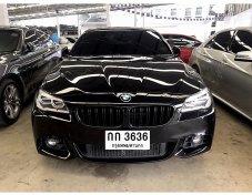 2016 BMW 525d M Sport sedan