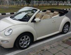 ขายรถ VOLKSWAGEN New Beetle ที่ กรุงเทพมหานคร