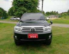 ขายรถ TOYOTA Fortuner ที่ ราชบุรี