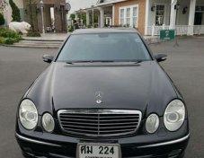 MERCEDES-BENZ E240 2005 สภาพดี