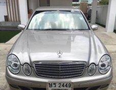 ขายรถ MERCEDES-BENZ E220 ที่ กรุงเทพมหานคร