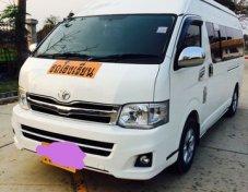 ขายรถ TOYOTA COMMUTER ที่ สุพรรณบุรี