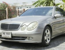 ขายรถ MERCEDES-BENZ E240 ที่ กรุงเทพมหานคร