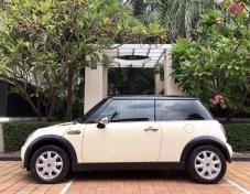 2005 Mini Cooper R50 coupe