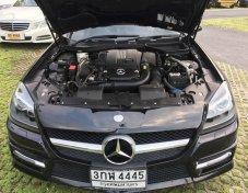 Mercedes-Benz SLK200 Roadster 1.8MT ปี 2014 รถสวยวิ่งแค่ สี่หมื่นกว่ากิโล มีเล่มพร้อมโอน