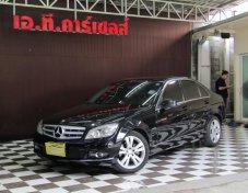2011 Mercedes-Benz C250 CDI BlueEFFICIENCY 2.1 W204 (ปี 08-14) Avantgarde Sedan AT