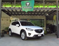 2014 Mazda CX-5 2.2 (ปี 13-16) XDL SUV AT SEVENSERVICE พระราม2