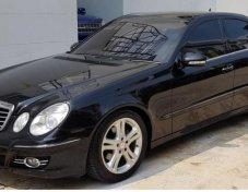 MERCEDES-BENZ E200 Kompressor Avantgarde 2009 ราคาที่ดี