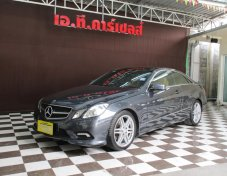 2010 Mercedes-Benz C250 Sport coupe