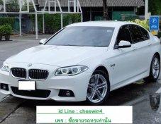 BMW 528i M Sport รุ่น TOP ที่สุด  - 2017