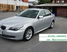 BMW 525i E60 ปี09 LCI Top Full Option