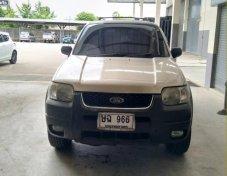 ขายรถ FORD Escape ที่ กรุงเทพมหานคร