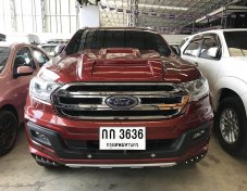 FORD EVEREST 3.2 TITANIUM PLUS 4DW AT ปี 2017 (รหัส #BS0006193)
