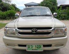 2002 Toyota HILUX TIGER D4D pickup