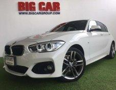 2015 BMW 118i M Sport sedan
