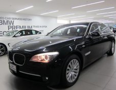 2012 BMW SERIES 7 สภาพดี