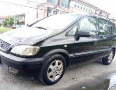 2004 Chevrolet Zafira CD hatchback