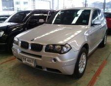 BMW X3 xDrive25i sedan E83