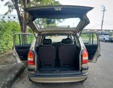 2002 Chevrolet Zafira Luxury hatchback