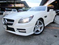 2014 Mercedes-Benz SLK200 Sport รถสวย สภาพดี วิ่งน้อยมาก มาดูรถก่อนได้