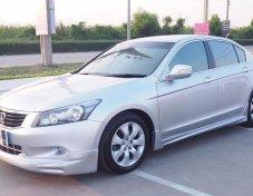 คันที่2722 – Honda Accord 2.4 EL NAVI/DVD ปี2008 สีเทา เกียร์ออโต้