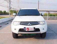คันที่2724 –  Mitsubishi Triton Cab 2.5 GLS Plus VG Turbo ปี2012 สีขาว เกียร์ธรรมดา