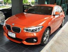2016 BMW SERIES 1 สภาพดี