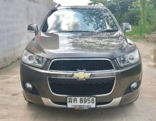 Chevrolet Captiva 2.0 LTZ 4 WD ปี 2012