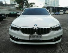 2017 BMW 520d sedan