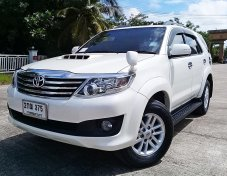 2013 Toyota Fortuner 3.0 (ปี 12-15) V SUV AT