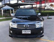 Toyota Fortuner 3.0V 4WD TOP ปี2010 เครดิตดี 0บาท