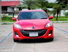 Mazda 3 1.6V hatchback  ปี2013 ฟรีดาว์น