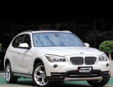 BMW X1 sDrive 2.0d xLine Lci A/T ปี2013 ดีเซล