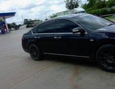 Nissan TEANA 230JM 2004 sedan สีดำ