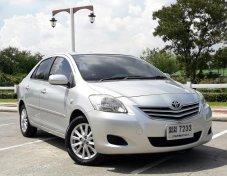 Toyota Vios 2012 รถมือเดียวออกห้าง เจ้าของลำดับแรกเลย ไมค์น้อย จัดได้เต็มฟรีดาวน์