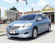 Toyota vios 1.5 E as ฟรีดาวน์ รถมือเดียวออกห้าง ใช้เงินออกรถ 10,000 บาทจบ
