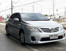 Toyota Altis 1.6 G ตัวท็อปเครื่อง 1,600cc ราคาหน้าโดนใจ