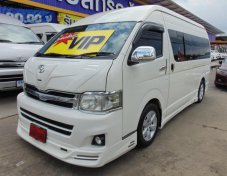 TOYOTA COMMUTER 2.7 CNG MTปี2011