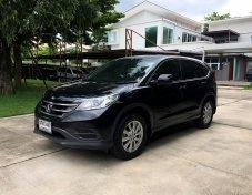 Honda CR-V 2.0 S เครื่องยนต์เดิมๆไม่เคยติดแก๊ส โทร.0815843800