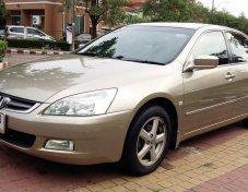 Honda Accord 2.4E  Auto ปี2003