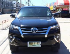 ขายรถ TOYOTA Fortuner ที่ ปทุมธานี