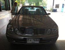 MERCEDES-BENZ E240 Avantgarde ราคาที่ดี